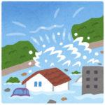 新しい避難用語「大雨警戒レベル」の5段階の違いと各種情報について